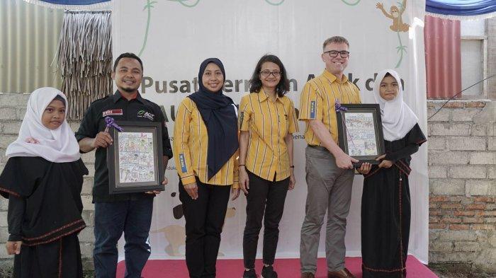 Kolaborasi dengan ACT, IKEA Bangun Pusat Bermain dan PAUD bagi Anak-Anak Terdampak Gempa Lombok