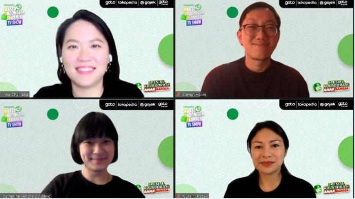 Kolaborasi Perdana Gojek dan Tokopedia, Hadirkan Waktu Indonesia BelanjaSpesial Anak Bangsa