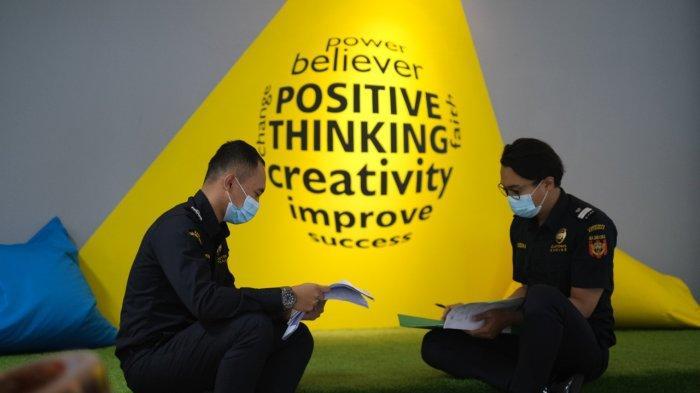 Activity Based Workplace, Kolaborasi Percepat Produktivitas Kerja Bea Cukai Tanjung Emas