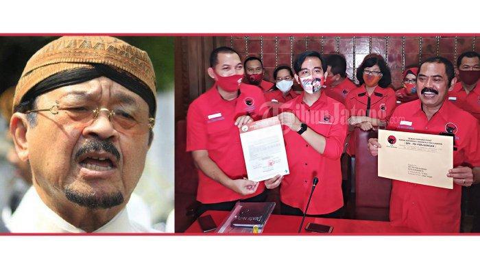 Bukan Jadi Ketua Tim Pemenangan Gibran-Teguh, Achmad Purnomo Diusulkan Jabat Posisi Ini