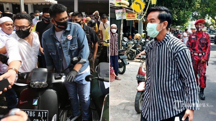 Golput Unggul di TPS Bobby, Anak-Menantu Jokowi Menang Versi Quick Count