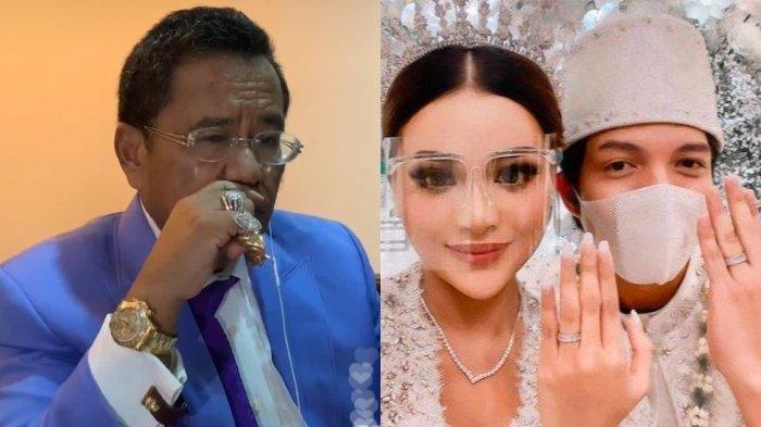 Kata Hotman Paris Kenapa Tak Hadiri Pernikahan Atta dan Aurel, Telat Baca Syarat dan Minta Maaf