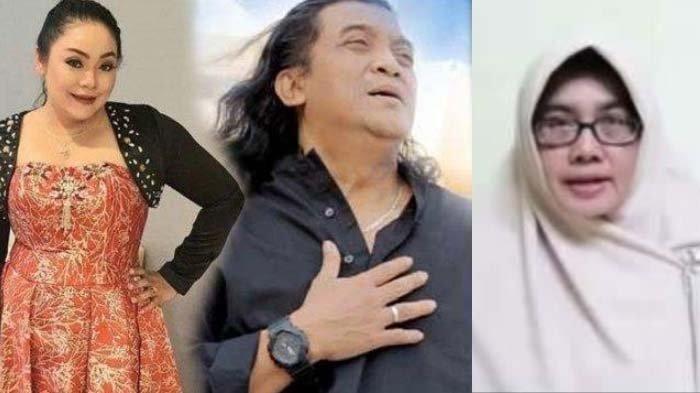 2 Istri Almarhum Didi Kempot Yan Vellia dan Saputri Bersatu Demi Konser Ambyar Tak Jogeti: Bismillah