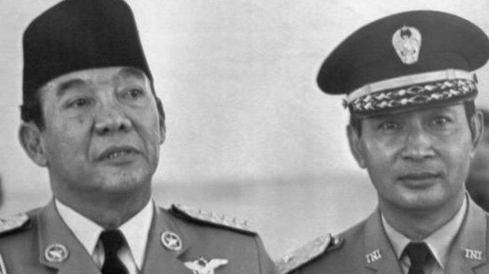 Jawaban Soeharto saat Soekarno Bertanya: Aku Iki Arep Mbok Apakke?