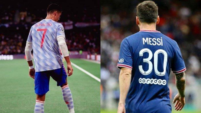 Ronaldo dan Messi Siapa yang Terbaik di Lapangan? Ucapan Alex Ferguson 6 Tahun Lalu Seolah Terbukti