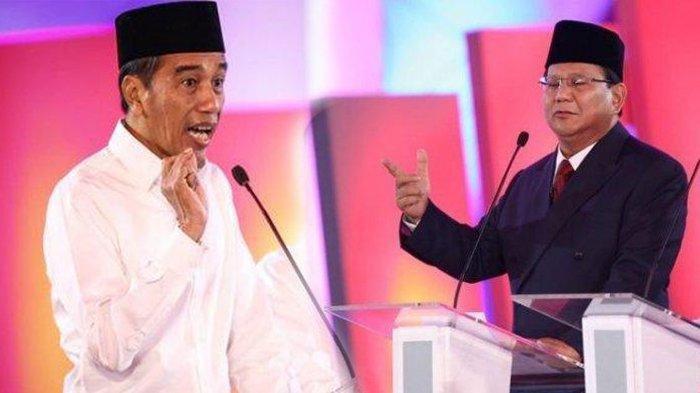 Survei Litbang Kompas Jokowi Unggul di Jawa, Prabowo Sumatera, Ini Perbandingannya di Setiap Daerah