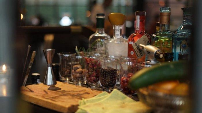 Mengintip Koleksi Minuman di Bowery Gin Bar, Diklaim Miliki Koleksi Gin Terbesar di Jawa Tengah,