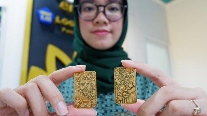 Harga Emas Antam di Semarang Hari ini Selasa 20 April 2021 Turun Rp 6.000, Berikut Daftar Lengkapnya