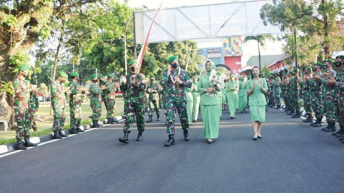 Mantan Ajudan Jokowi Pimpin Korem 074/Warastratama: Kolonel Inf Rudy Saladin
