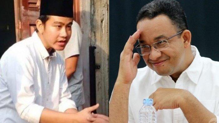 Ketika Gibran Walikota Solo Puji Setinggi Langit Anies Baswedan Gubernur DKI Jakarta