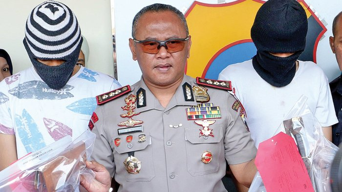 Kapolrestabes Semarang Kombes Pol Abioso Promosi Jabatan, Ini Sosok Penggantinya