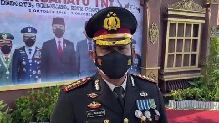 Solo Turun Level PPKM, Polresta Solo Tetap Sosialisasi Protokol Kesehatan