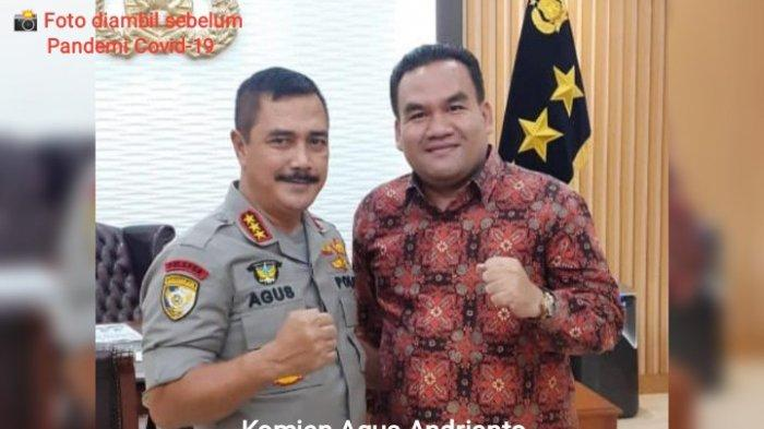 Kabareskrim Komjen Agus Andrianto dan Wakilnya Diisi Orang Blora, Arief Rohman: Matoh!