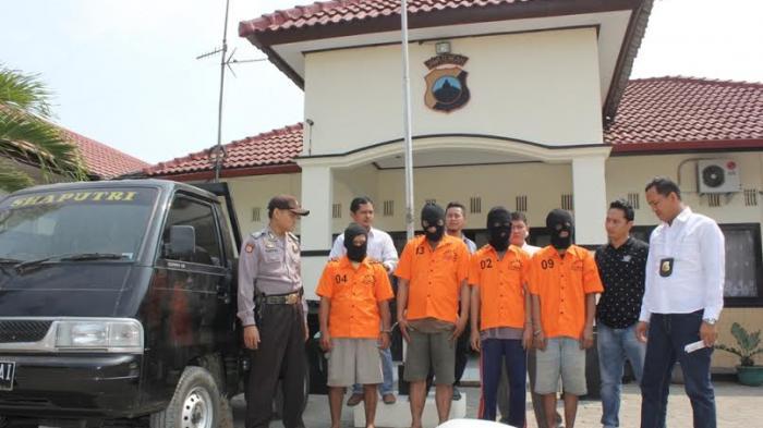 Komplotan Orang Dikejar Polisi di Sragen Ternyata Penipu Para Agen Beras