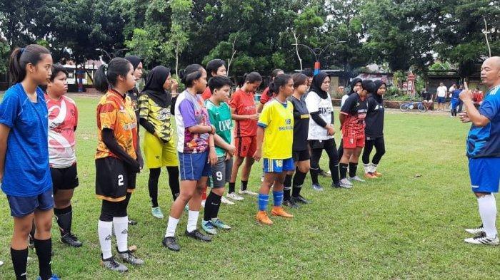 Bentuk Komunitas Bola Wanita, KKS Harapkan Muncul Bibit Unggul Asal Semarang