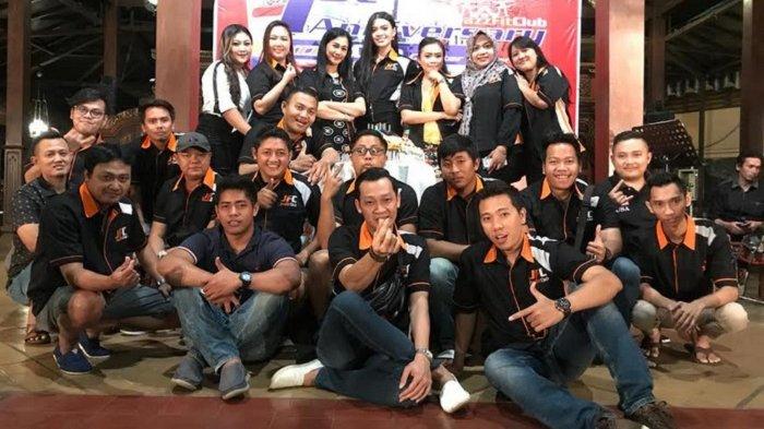 Komunitas Jazz Fit Club Semarang Rayakan Ulang Tahun Pertama di Salatiga