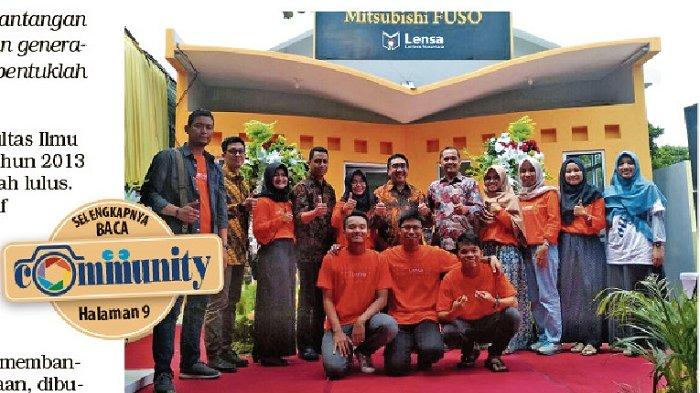 Komunitas Lentera Nusantara Berbagi Buku: Kami Sebar Perpustakaan Mini di Berbagai Daerah