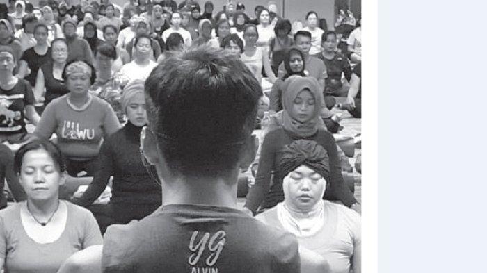 Komunitas Yoga Asem Arang: Libatkan Mentor Yoga Berskala Nasional