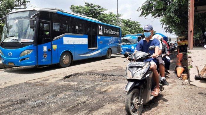 DPRD Kota Semarang Minta Pemerintah Pusat Atau Provinsi Cek Kondisi Jalan Pantura