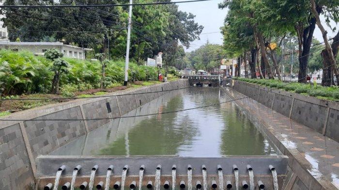 Hendi Lanjutkan Penataan Kali Semarang yang Dulu Dikenal WC Terpanjang di Dunia