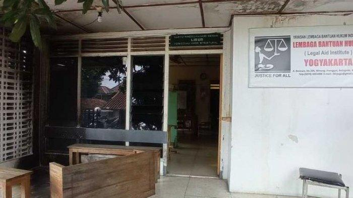 Kantor LBH Yogyaklarta Diteror Bom Molotov, Sebelumnya Ada Sejumlah Ancaman