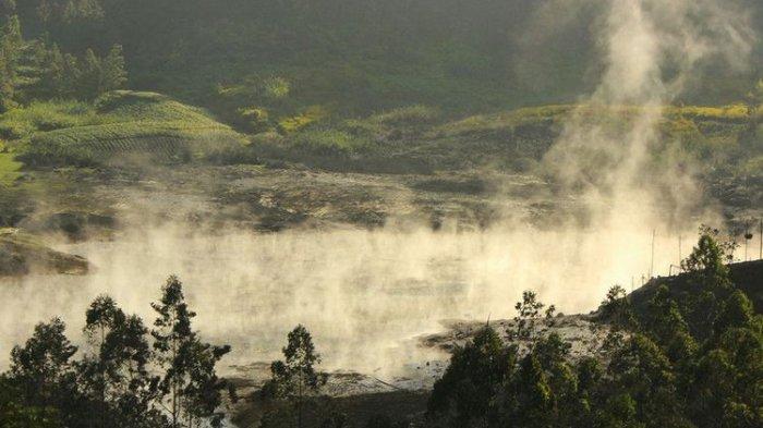 Letusan Kawah Sileri Masih Berpotensi Terjadi, Warga Diimbau Tidak Beraktivitas di Radius 500 Meter