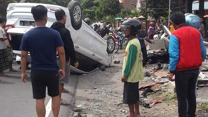 Innalillahi Wa Innailaihi Rojiun, Ajeng Pelajar Meninggal Kecelakaan Seusai Ditabrak Mobil Ertiga