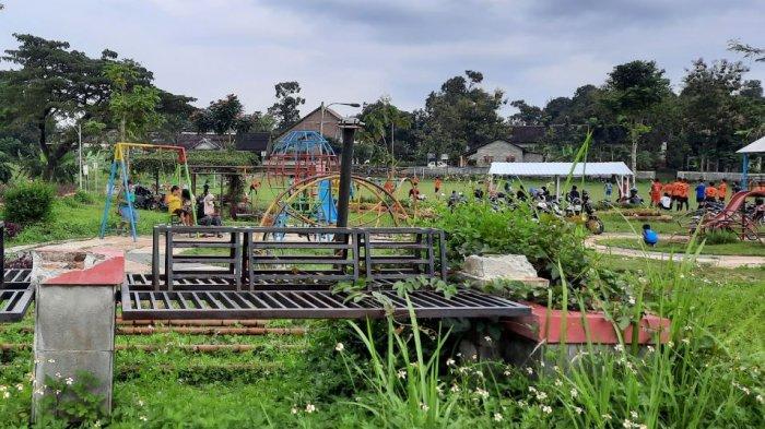 Disperkim akan Perbaiki Bumi Perkemahan Jatirejo