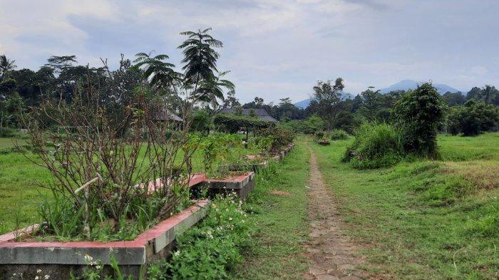 Kondisi Taman Bumi Perkemahan Jatirejo