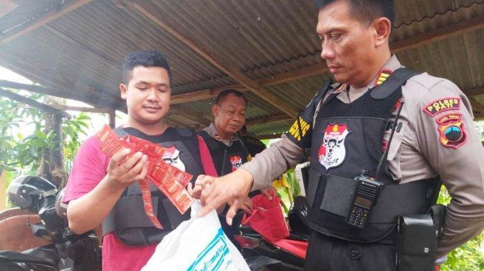 Polres Pati Gerebek Rumah Prostitusi, Ratusan Kondom Ditemukan di Tepi Sungai Desa Sambiroto