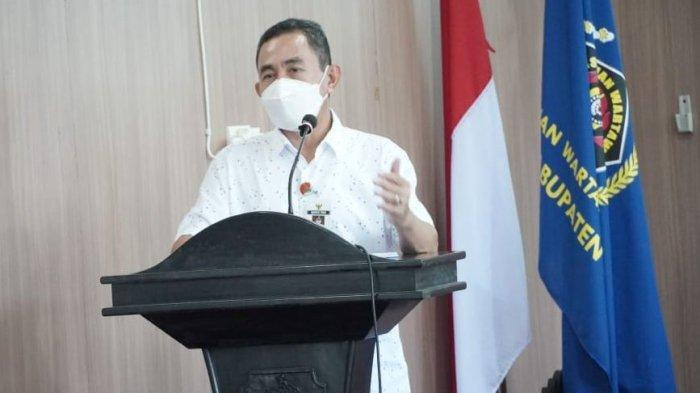 Hadiri Konferkab PWI Pati, Bupati Haryanto Singgung Pentingnya Uji Kompetensi Wartawan