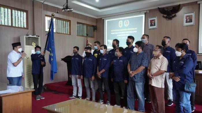 Konferkab PWI Pati, Moch Noor Efendi Kembali Terpilih sebagai Ketua