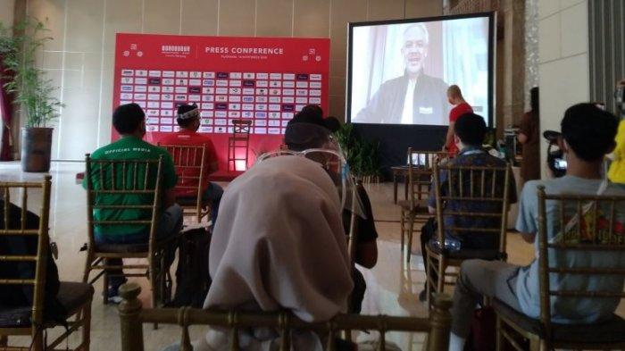 Borobudur Marathon 2020, Gubernur Jateng Ganjar Pronowo Menanti Rekor Baru