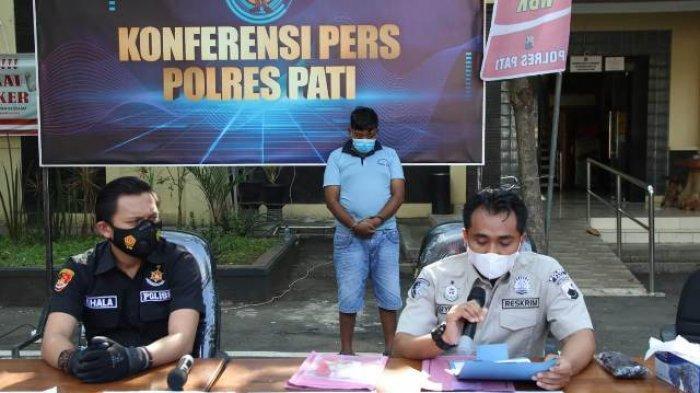 Pura-Pura Jadi Tamu Undangan, Pencuri di Pati Gasak Uang Rp 3,4 Juta Milik Perias Pengantin