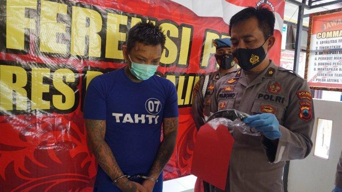 Suami Istri Asal Banyumas Kompak Curi Tanaman Hias di Purbalingga, Pelaku Sempat Tembak Warga