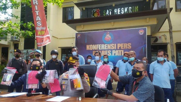 Bandar Taruhan Pilkades di Pati Diringkus Polisi, Barang Bukti Uang Ratusan Juta Rupiah