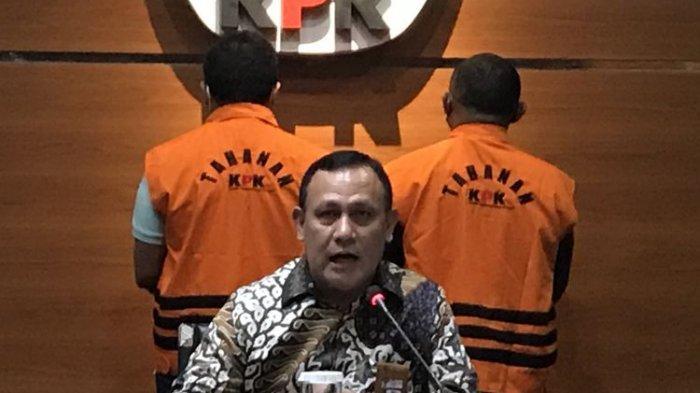 Penyidik KPK Ditetapkan sebagai Tersangka Terkait Penanganan Perkara Wali Kota Tanjungbalai