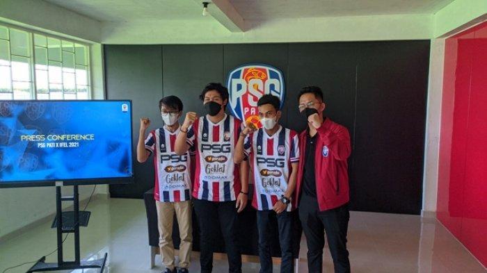 Wakili PSG Pati, Tarzan Akan Ikuti Turnamen E-Sport IFeL Liga 2 2021