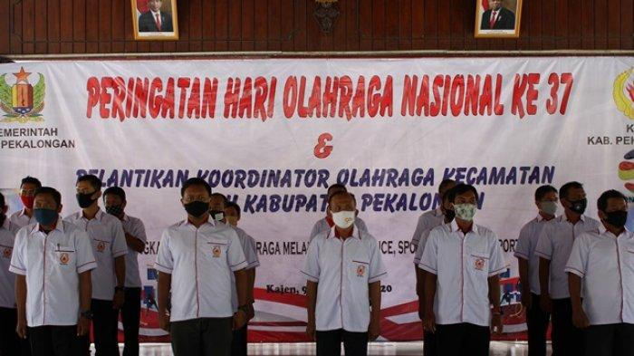 Ketua KONI Kabupaten Pekalongan : KOK Harus Gerilya Cari Bibit-bibit Atlet di Desa