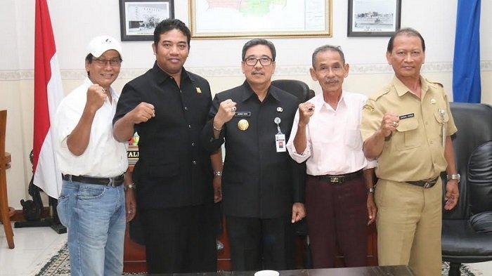 Pjs Wali Kota Berharap Masalah KONI Kota Tegal Cepat Selesai.
