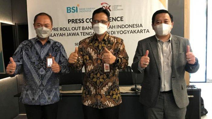 Imam: Bank Syariah Indonesia Siap Satukan Operasional di Jawa Tengah dan DI Yogyakarta