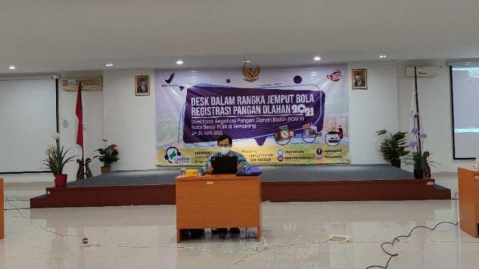BBPOM Semarang Bentuk Desk Pendampingan UKM Percepat Izin ...