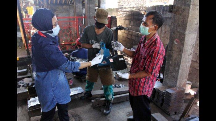 Yayasan Dharma Bhakti Astra Dampingi Perajin Cangkul di Klaten, Fokus Meningkatkan Jumlah Produksi