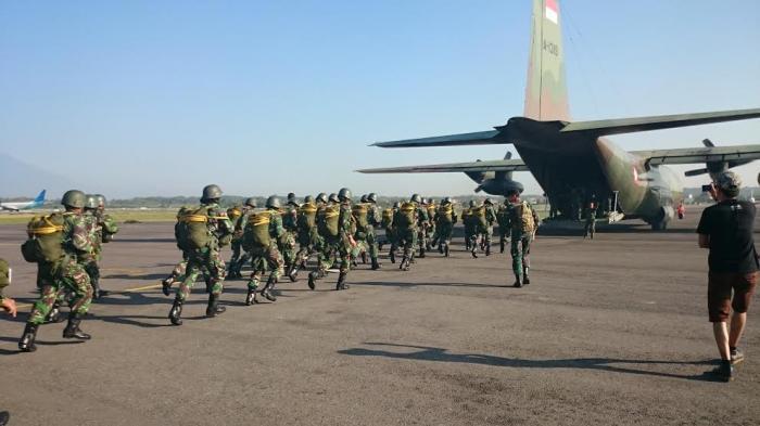 Keren, Kekuatan Militer Indonesia Masuk 15 Besar Dunia