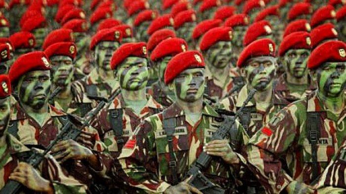 Makna Filosofis Loreng 'Darah Mengalir' Jadi Seragam Kopassus, Panglima TNI : Harus Bersimbah Darah