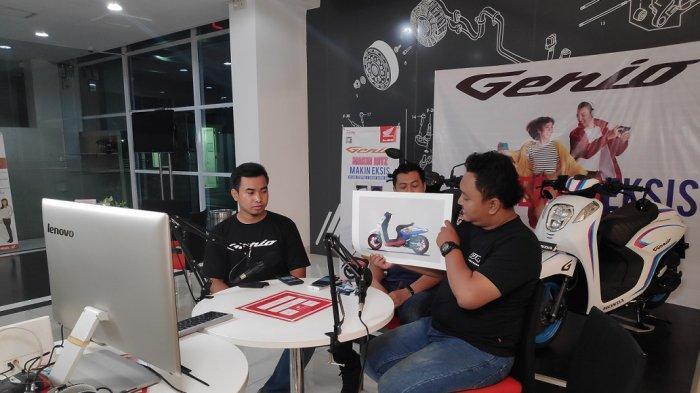 Kopdar Eksis Ala Genio, Ajang Kopdar Virtual Ala Komunitas Honda Genio Jateng