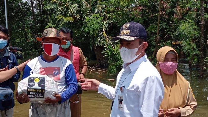 Petani Pati Gagal Panen, Sawah Kebanjiran, Bupati Memohon Hal Urgent ke Jokowi