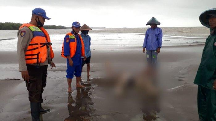 Pelajar Hanyut di Kali Kutho Kendal Ditemukan di Pantai Morodemak, 4 Hari Pencarian