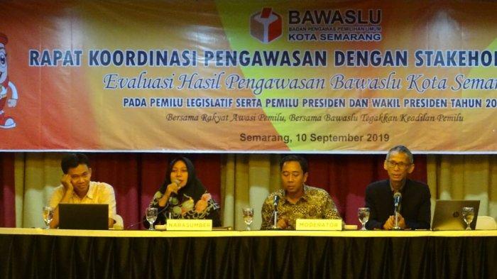 Jelang Pilkada 2020, Bawaslu Semarang Akan Bentuk Kampung Anti Money Politics