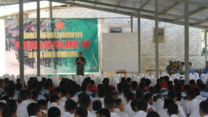 Lowongan Penerimaan Prajurit TNI AD, Ini Syarat-syaratnya